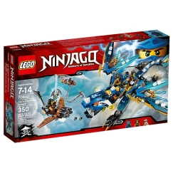 Lego - NINJAGO IL DRAGONE ELEMENTALE DI JAY