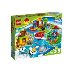 Lego - DUPLO VIAGGIO INTORNO AL MONDO