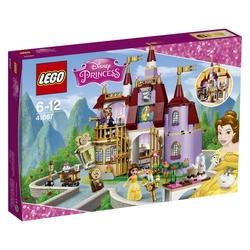 Lego - DISNEY PRINCESS IL CASTELLO INCANTATO DI BELLE