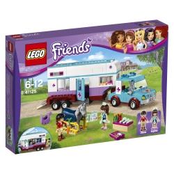 Lego - FRIENDS RIMORCHIO VETERINARIO DEI CAVALLI