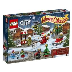 Lego - City Calendario dell'Avvento