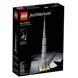 Lego - Architecture Burj Khalifa set per costruzioni