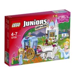 Lego - Juniors La carrozza della Principessa Disney Cenerentola - 10729