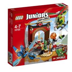 Lego - Juniors Il tempio perduto di NINJAGO - 10725