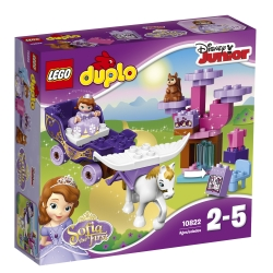 Lego - DUPLO Sofia, la prima carrozza magica - 10822