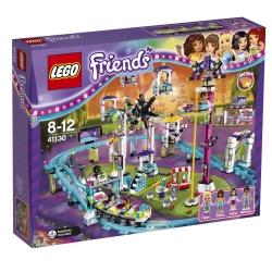 Lego - Friends Le montagne russe del parco divertimenti - 41130