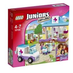 Lego - Juniors La clinica veterinaria di Mia - 10728