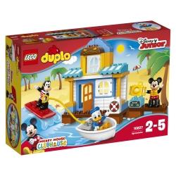 Lego - DUPLO La casa sulla spiaggia di Topolino e i suoi amici - 10827