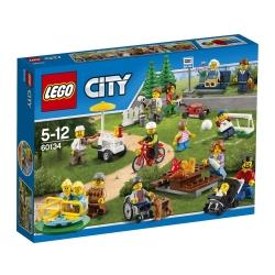 Lego - City Divertimento al parco - People Pack - 60134