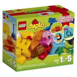 Lego - DUPLO Scatola del costruttore creativo - 10853