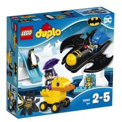 Lego - DUPLO Avventura sul Bat-Aereo - 10823