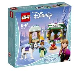 Lego - Disney Princess L'avventura sulla neve di Anna - 41147