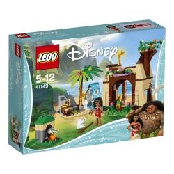 Lego - Disney Princess L'avventura sull'isola di Vaiana - 41149