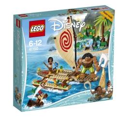 Lego - Disney Princess Il viaggio sull'oceano di Vaiana - 41150