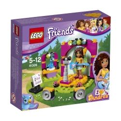 Lego - Friends Il duetto musicale di Andrea - 41309