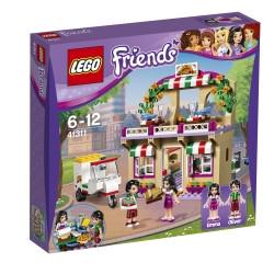 Lego - Friends La pizzeria di Heartlake - 41311
