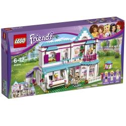 Lego - Friends La casa di Stephanie - 41314