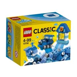 Lego - Classic Scatola della Creatività Blu - 10706