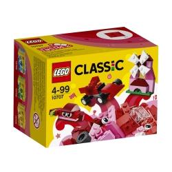 Lego - Classic Scatola della Creatività Rossa - 10707