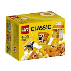 Lego - Classic Scatola della Creatività Arancione - 10709