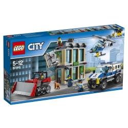 Lego - City Rapina con il bulldozer - 60140