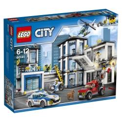 Lego - City Stazione di Polizia - 60141