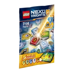 Lego - NEXO KNIGHTS Combo NEXO Powers_Wave 1 - 70372