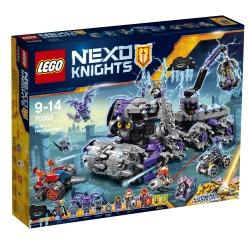 Lego - NEXO KNIGHTS Il quartier generale di Jestro - 70352
