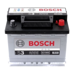 Longlife - BATTERIA AUTO BOSCH S3005 56AH DX