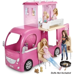 Mattel - Barbie Pop-Up Camper