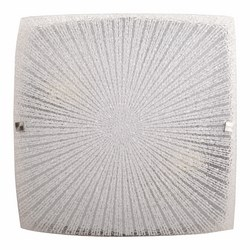 Novecento - Plafoniera Led Chanel 30X30
