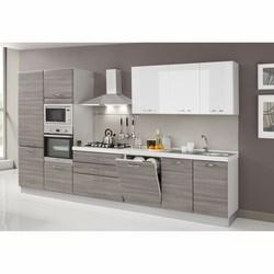 Cucine moderne in vendita online scopri le offerte grancasa - Cucina lineare 3 metri senza frigo ...