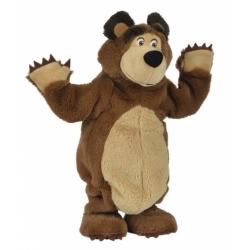 Simba - 109308236 Orso giocattolo Marrone peluche