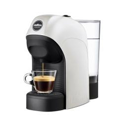 Lavazza - LM800 Tiny Libera installazione Semi-automatica Macchina per caffè con capsule 0.75L 1tazze Nero, Bianco