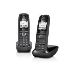 Philips - CORDLESS AS405 DUO BLACK