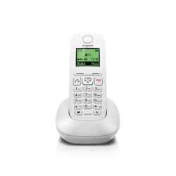 Gigaset - A540 DECT Antracite, Bianco