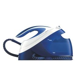 Philips - GC8733/20 1.8L SteamGlide Plus Blu, Bianco ferro da stiro a caldaia