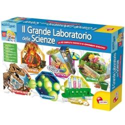 LISCIANI - GR.LABORATORIO D.SCIENZE