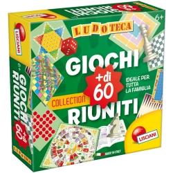 LISCIANI - GIOCHI RIUNITI + DI 60