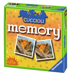 Ravensburger - MEMORY DEI CUCCIOLI