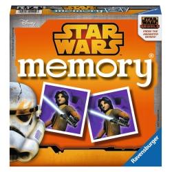 Ravensburger - MEMMORY STAR WARS