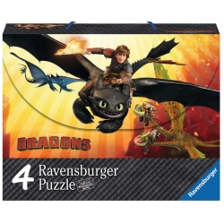 Ravensburger - 07261 puzzles
