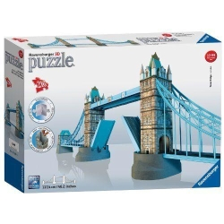 Ravensburger - PUZZLE 3D TOWER BRIDGE B.MAXI