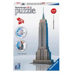 Ravensburger - Empire State Building 3D Puzzle, 216pc