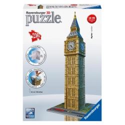 Ravensburger - PUZZLE 3D BUILD.BIG BEN