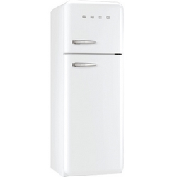 Smeg - FAB30RB1 Libera installazione 229L 64L A++ Bianco frigorifero con congelatore