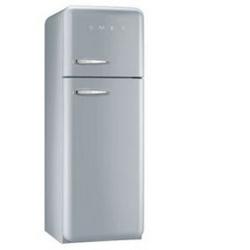 Smeg - FAB30RX1 Libera installazione 229L 64L A++ Grigio frigorifero con congelatore