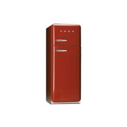 Smeg - FAB30RR1 Libera installazione 229L 64L A++ Rosso frigorifero con congelatore