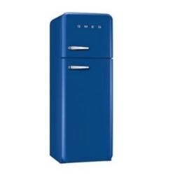 Smeg - FAB30RBL1 Libera installazione 229L 64L A++ Blu frigorifero con congelatore