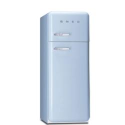 Smeg - FAB30RAZ1 Libera installazione 229L 64L A++ Blu frigorifero con congelatore